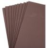 Foam Sheet (Eva) 9'' x 12'' Brown - Pack of 10 pieces